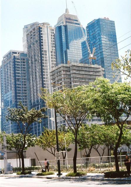 Buildings At Noon