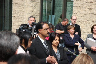 Amarjeet Sohi | by dave.cournoyer