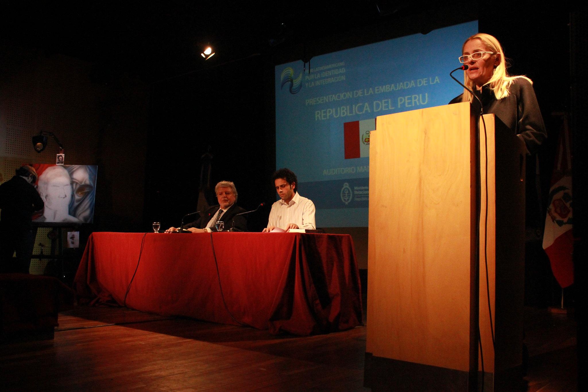 Foro latinoamericano por la identidad y la integraci n Ministerio de relaciones exteriores y culto