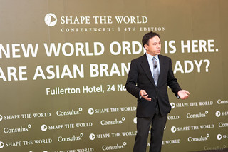 Shape the World Conference Singapore 2011 | by shapetheworldconference