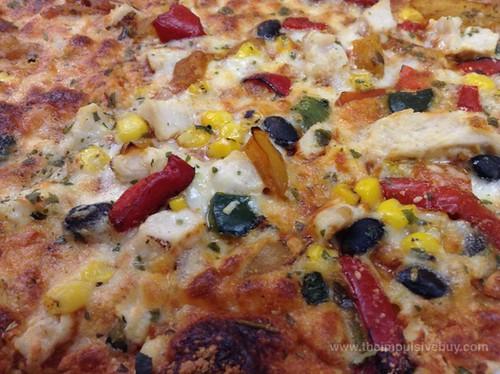 Chipotle Pizza California Pizza Kitchen