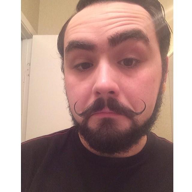 @killing_a_classic is a fine moustache twizzler who prefers our natural  moustache wax. Hurrah!
