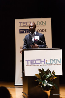 Jackson Mississippi mayor Tony Yarber | by TECHJXN