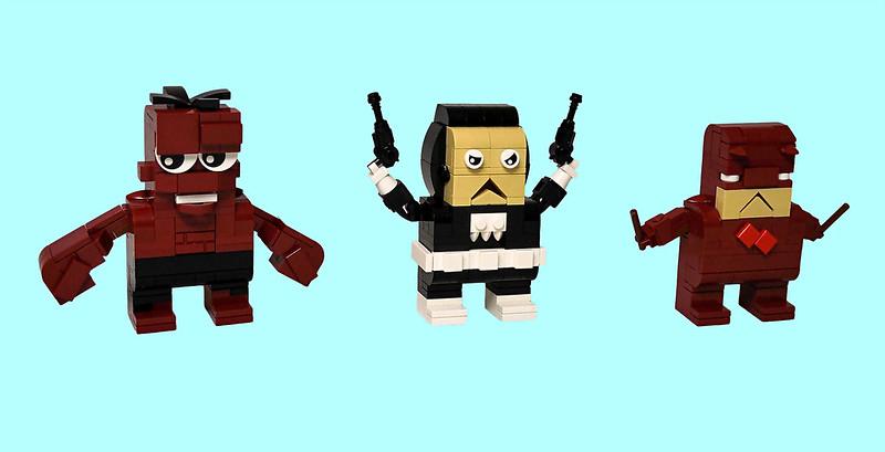 LEGO® MOC by Vitreolum: CHUBBZ