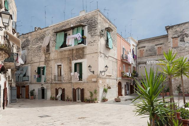Old town Bari, Puglia