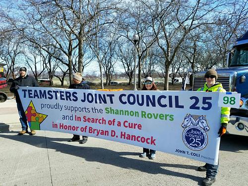 Hancock St. Patrick's Day Parade