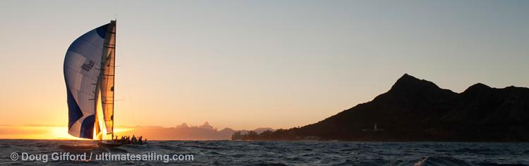 Transpac Finish Hawaii