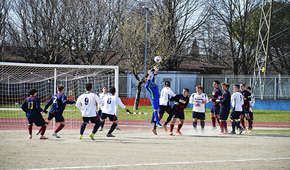 Allievi Regionali Elite, Virtus Verona-Vigontina 3-2