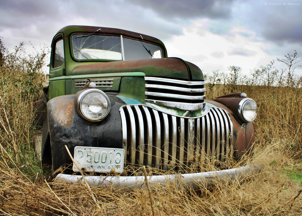 Chevy Workhorse - Abandoned - Washington State | Patrick