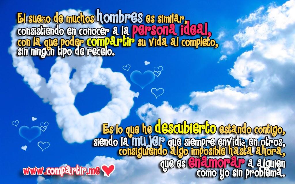 Frases De Amor Descargar Imagen Con Poema De Amor Gratis Flickr