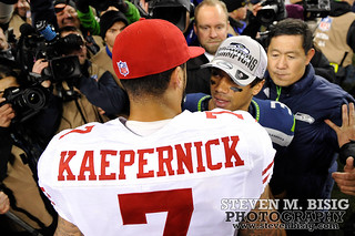 20140119_NFC_Championships_Seahawks_49ers_20 | by Steven M. Bisig