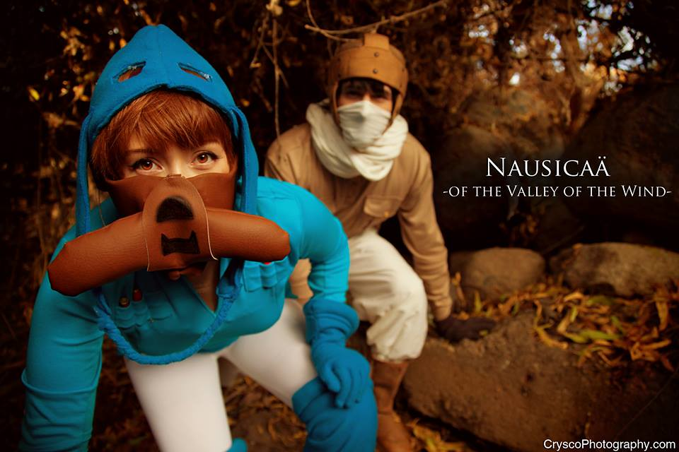 nausicaa of the valley of the wind models spiceycosplay a flickr