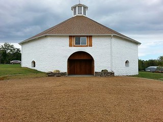 Round Barn Exterior | by MUExtension417
