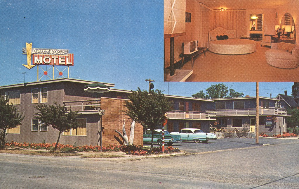 Driftwood Motel - Port Angeles, Washington