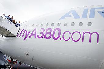 Airbus A380 IflyA380