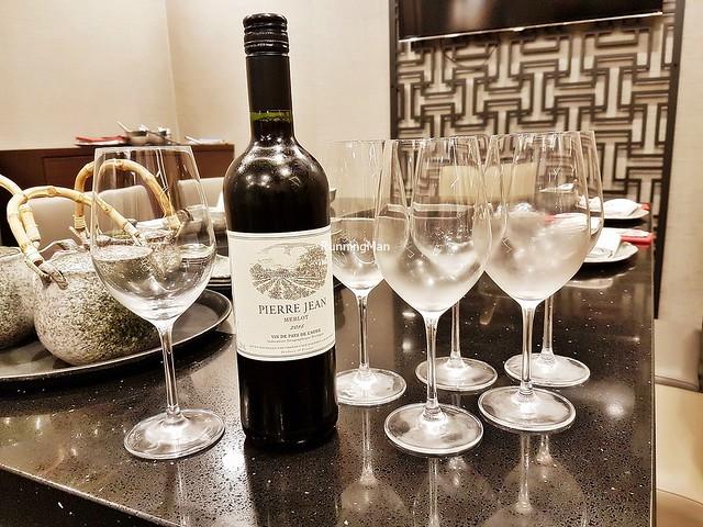 Wine Pierre Jean Merlot 2015