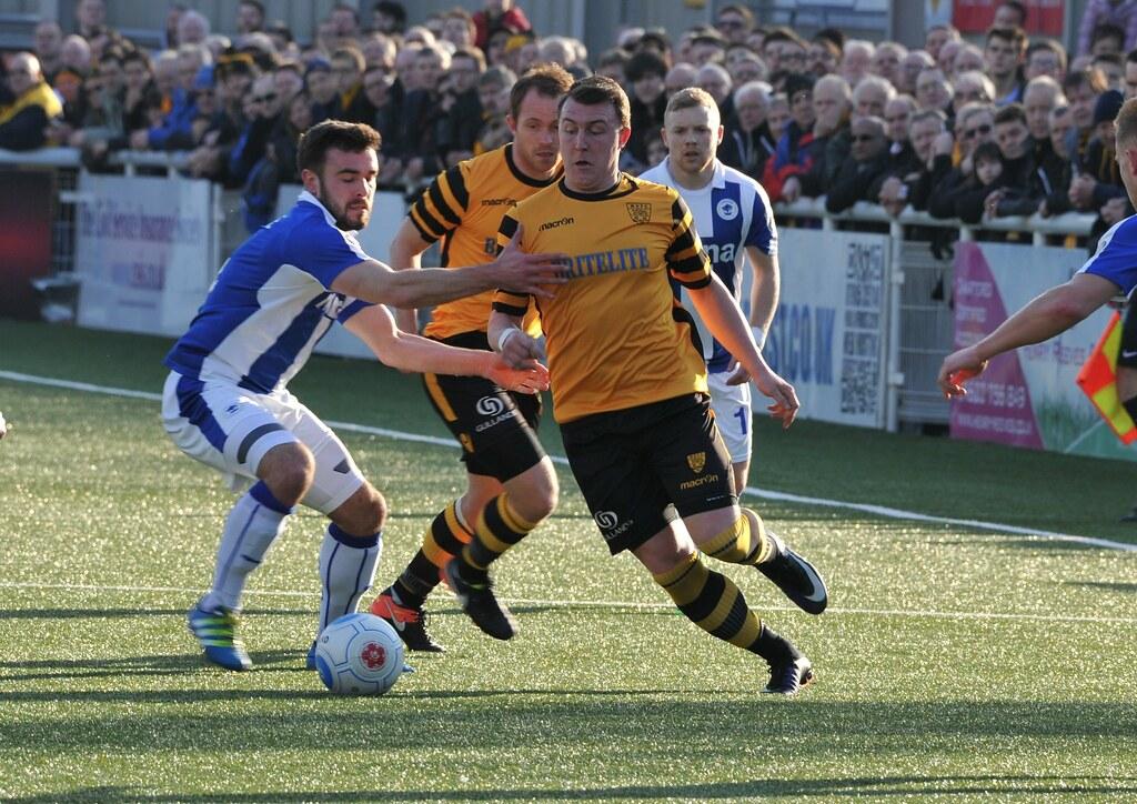 Maidstone United v Chester 173
