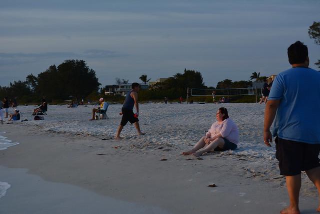 Manatee Beach Becks & Carlos