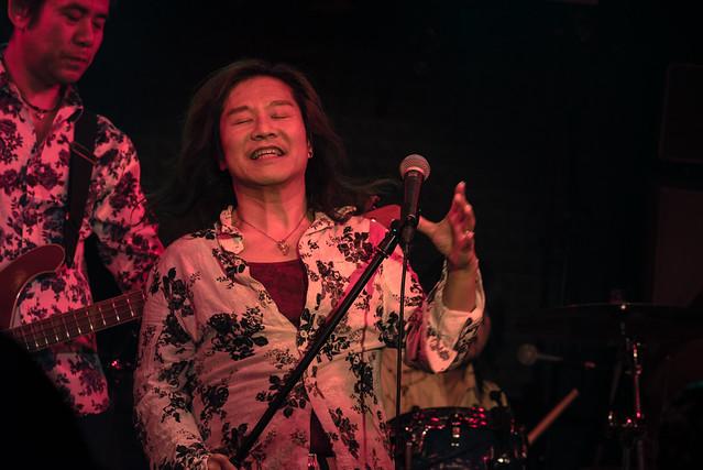 Molten Gold live at Crawdaddy Club, Tokyo, 12 Mar 2017 -00041