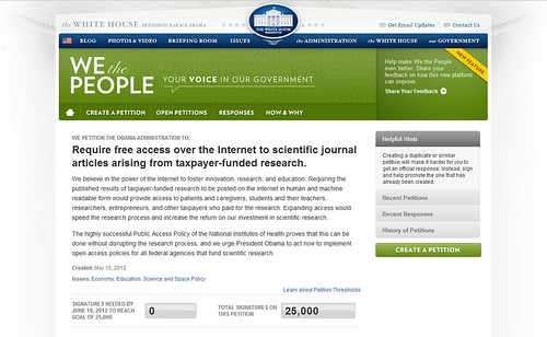 25,000: One small click for a scientist, one giant clatter for Open Science. | by Open Science