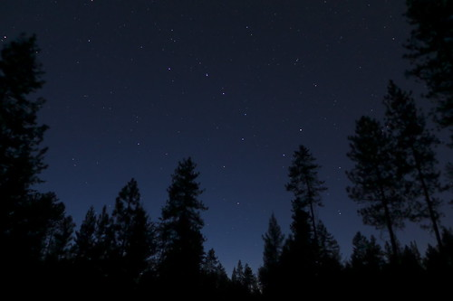 Big Dipper at Dusk | by Ed Suominen