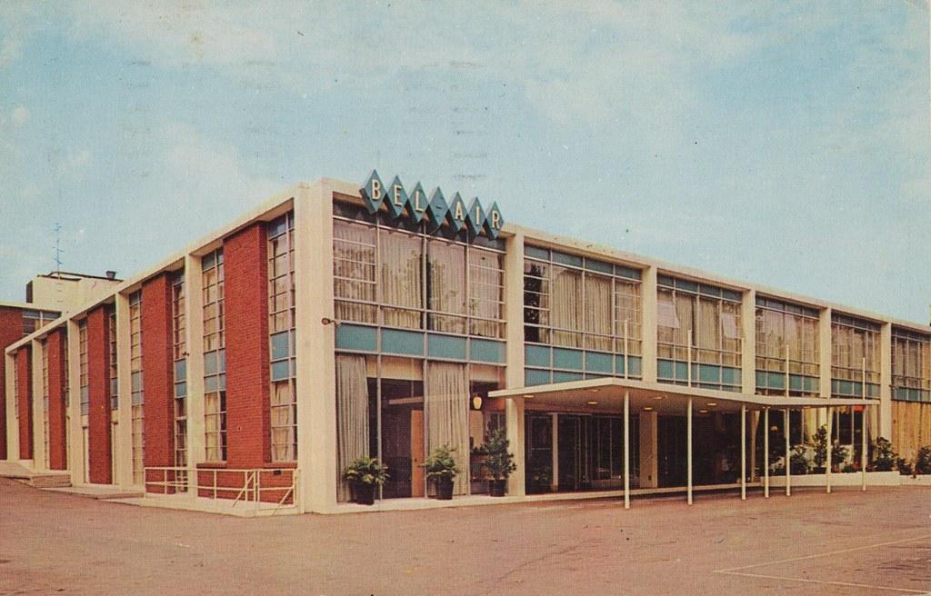 Bel-Air Motor Hotel - St. Louis, Missouri
