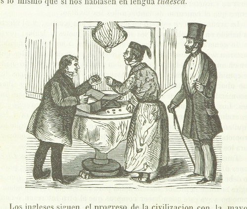 Image taken from page 212 of 39 los ingleses tales como son - Como son los ingleses ...