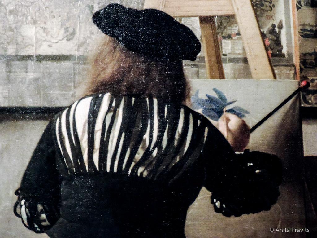 Johannes Vermeer van Delft: Die Malkunst / The Art of Pain… | Flickr
