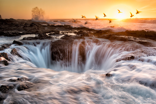 Thor's Well | by Bill Young