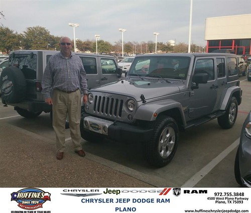 Thank You To Charles Denson On Your New 2014 Jeep Wrangl