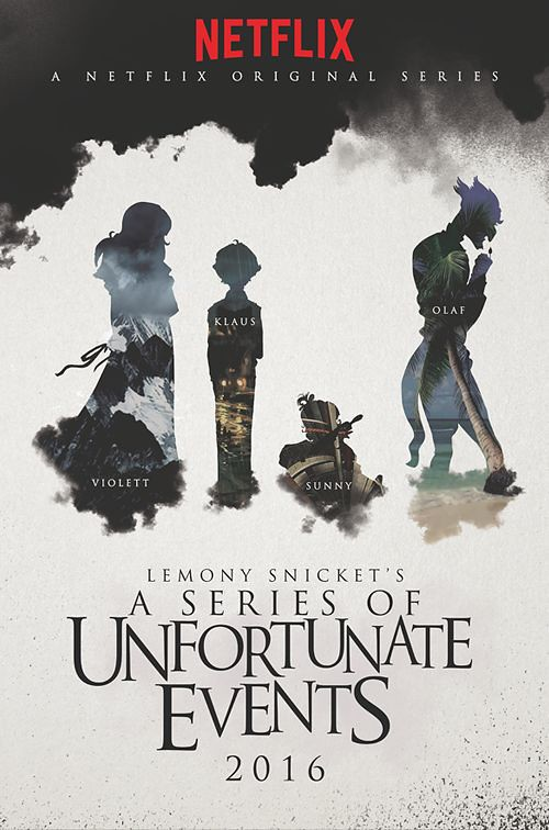 A Series of Unfortunate Events - TV Series - Poster 2