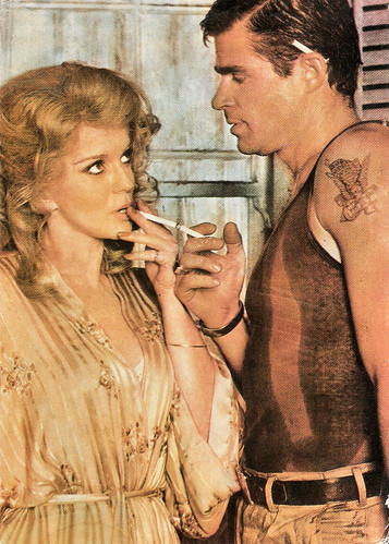 Ann Margret and Treat Williams in A Streetcar Named Desire (1984)