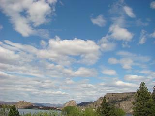 045 Uitzicht bij Steamboat Rock