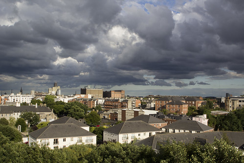 Menacing Clouds over Dublin 8 | by rymus