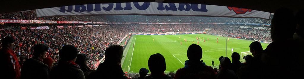 Bayern - Arsenal 2