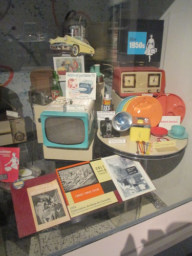 Televisions of the 1950s