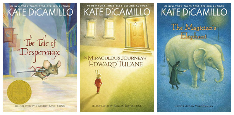 Kate DiCamillo @ Mt. Hope Chronicles
