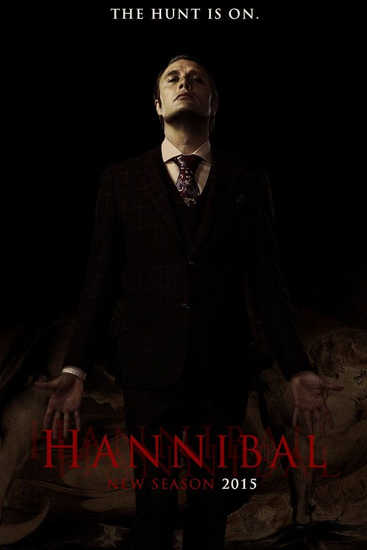 Hannibal - TV Series - Season 3 - Poster 2
