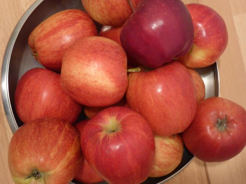 Apfelkuchen backen 016
