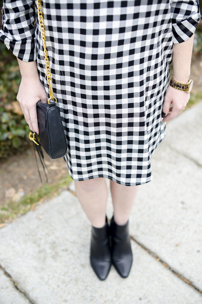 Gingham Dress-Head to Toe Chic-@headtotoechic