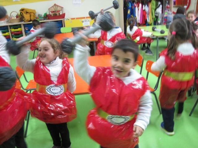 P4A Forçuts del circ