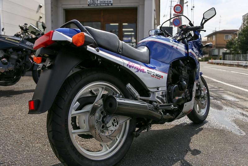 GPZ900R 中古車