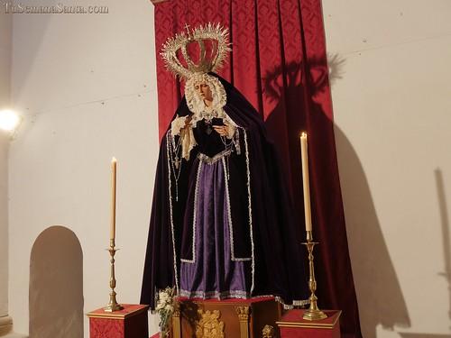 María Stma. de la Estrella en Cuaresma