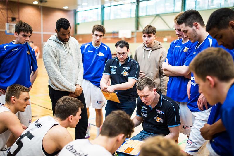 SCJ NBBL Sieg im Playdown vs Junior Baskets Rhein Neckar Foto Christoph Worsch (1)