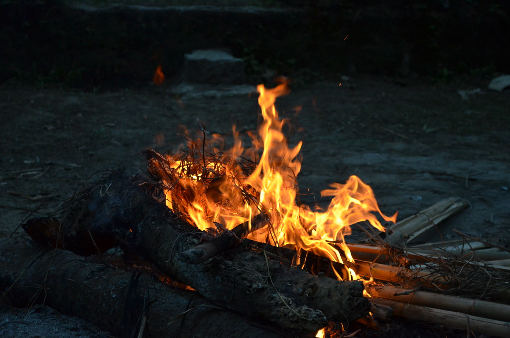 Resultado de imagen de Dheeraj Dwivedi  Bonfire