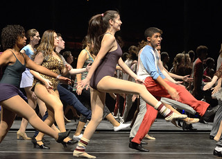 Poly Prep - A Chorus Line - Dress Rehearsal | by Steven Pisano