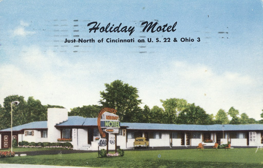 Holiday Motel - Cincinnati, Ohio