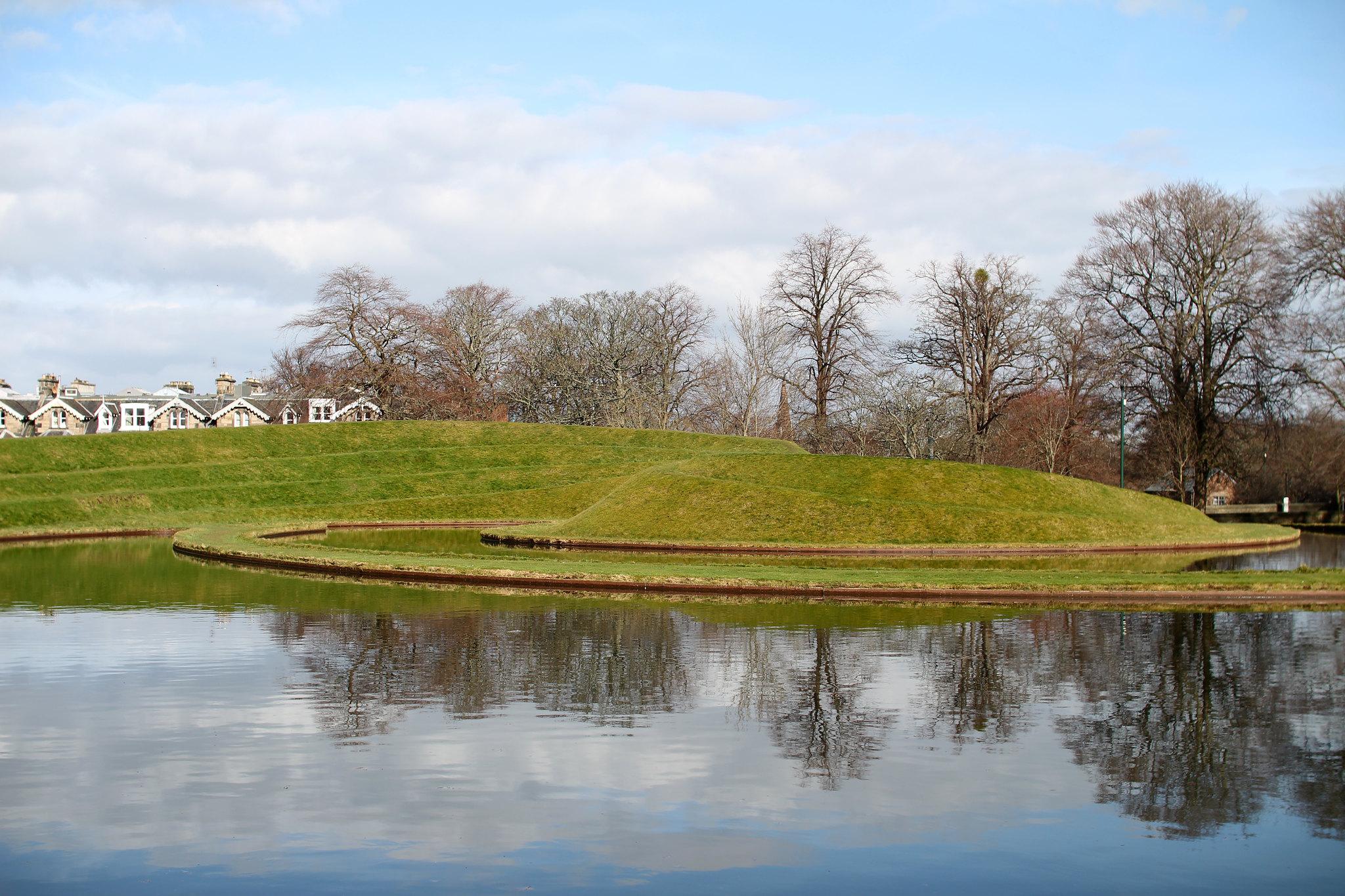 National Gallery of Modern Art Edinburgh travel blogger lifestyle UK