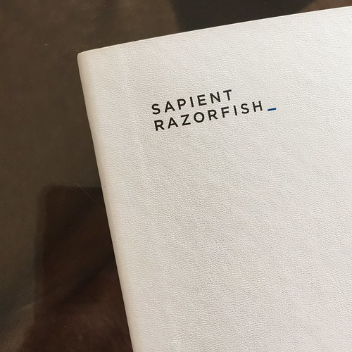Oh, hello. #sapientrazorfish_ | by monsieur paradis