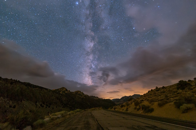 Converging on the Milky Way